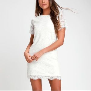lulu's • take me to brunch shift dress